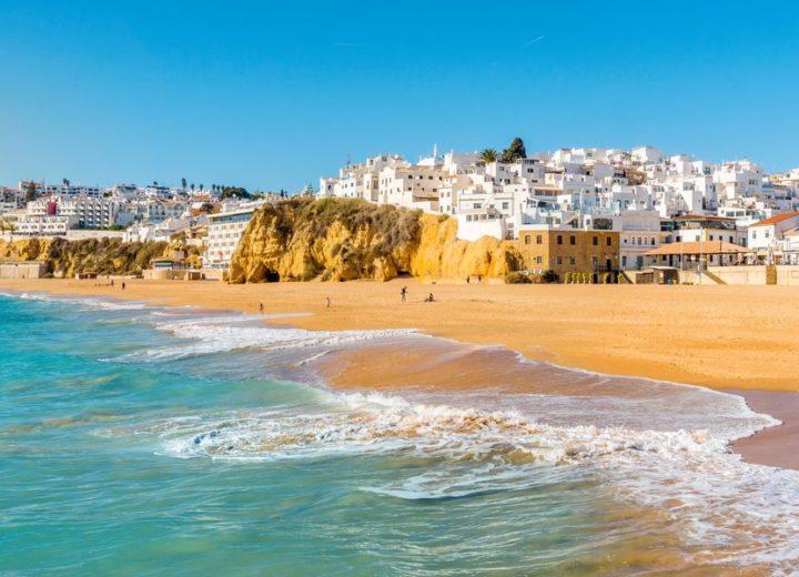 Plages dorées de l'Algarve : 5,7km