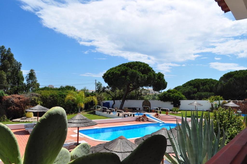 Appartement 4/6 p – Vue jardin/piscine N°3