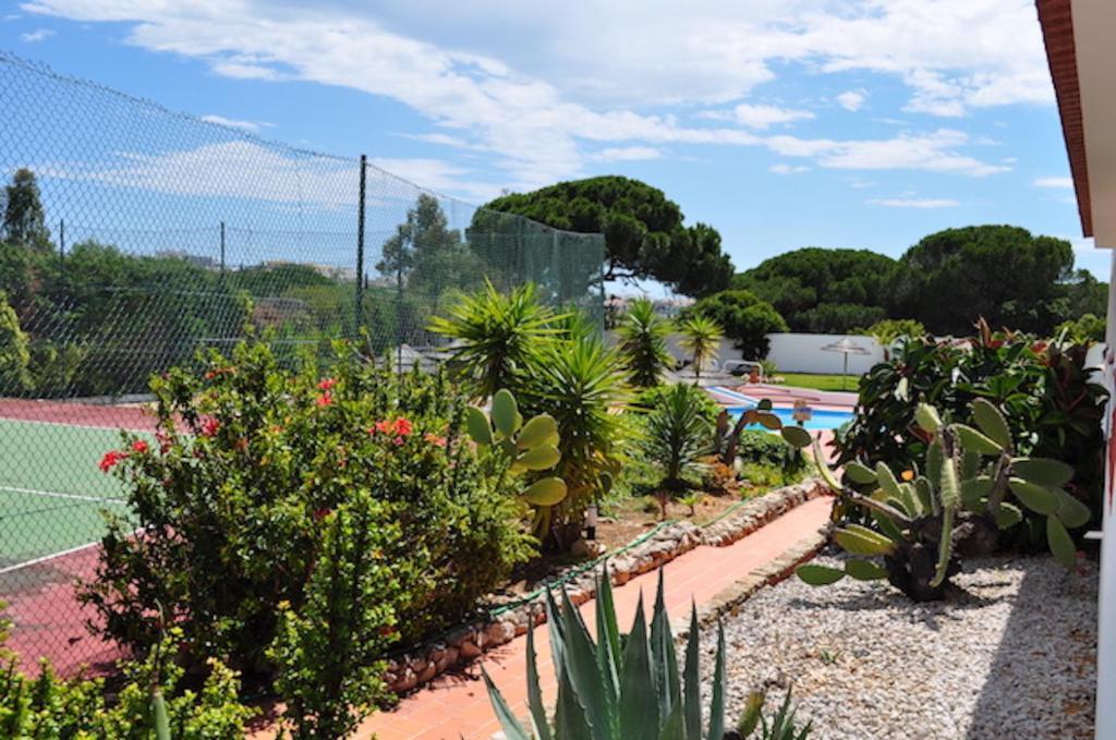 Apartamento 2/4 pessoas – Vista para o jardim / ténis