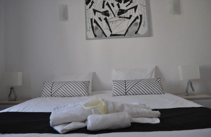 Appartement 4 personnes – N°12 -Vue jardin